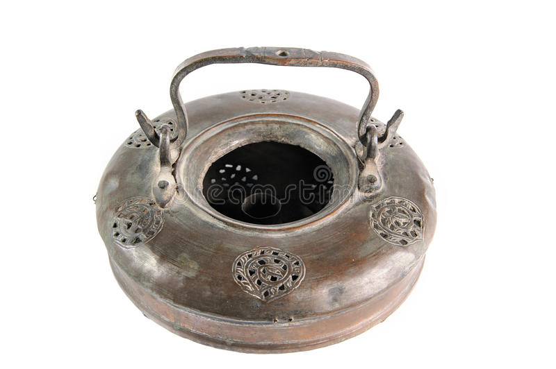 Download Bronze old lamp stock image. Image of antique, ancient - 28915083