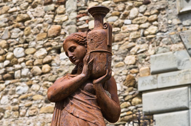 Download Bronze Statue. Royalty Free Stock Image - Image: 22800656