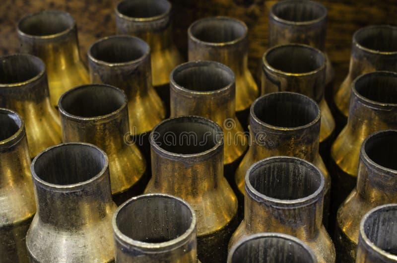 Bronze vazio imagens de stock