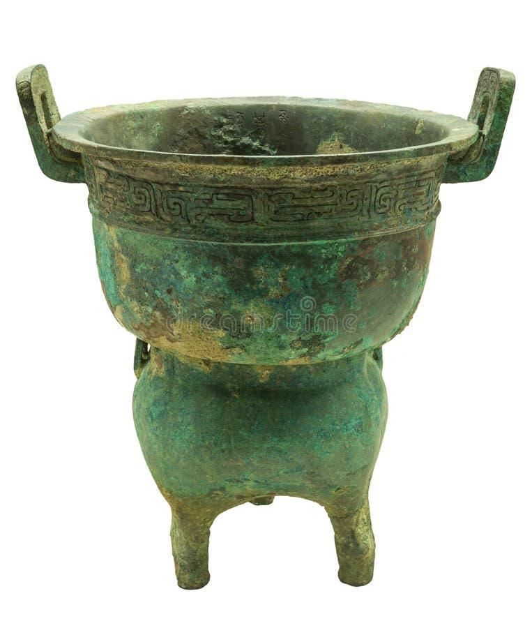 Bronze - Yan fotografia de stock royalty free