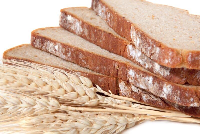 Brood en gerst royalty-vrije stock foto