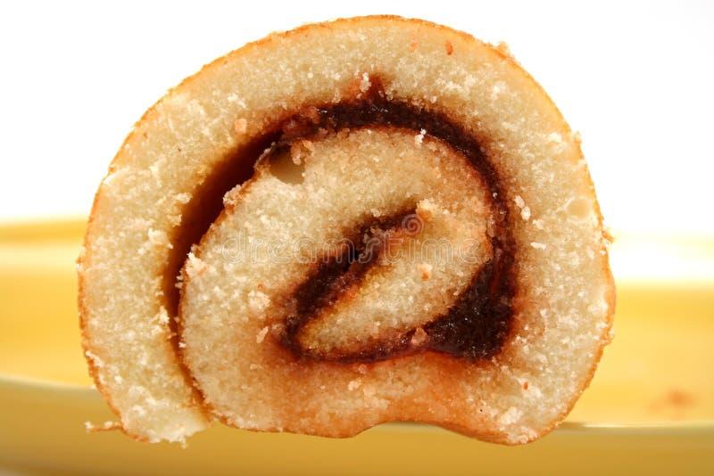 Broodje 4 van de jam royalty-vrije stock afbeeldingen