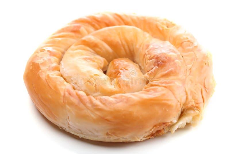 Broodje met feta royalty-vrije stock foto