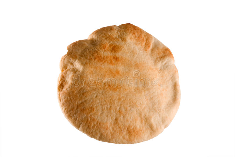 broodje pita 免版税库存照片