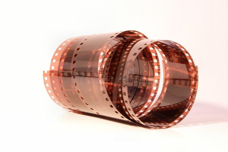 Broodje van film stock foto's