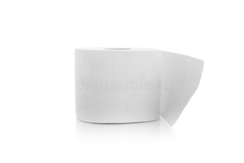 Broodje van toiletpapier royalty-vrije stock afbeelding