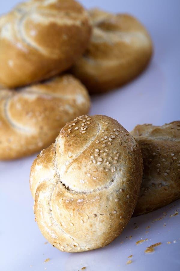 Broodjes royalty-vrije stock afbeelding