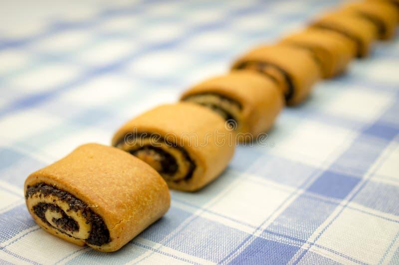Download Broodjes met papaverzaden stock afbeelding. Afbeelding bestaande uit zaad - 29500067