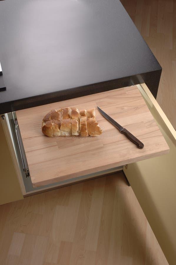 Broodplank stock foto's
