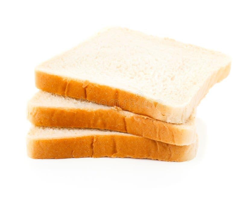 Broodroosterbrood royalty-vrije stock afbeelding