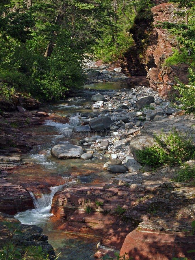 Free Brook And Waterfalls Royalty Free Stock Photo - 10679495