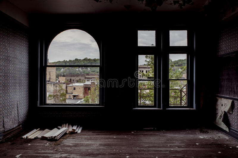 Brookes budynek - Wschodni Liverpool, Ohio obraz stock