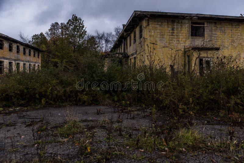Brookfield-Luftwaffen-Station - Brookfield, Ohio lizenzfreies stockbild