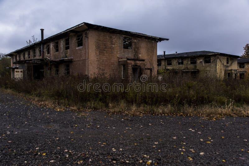 Brookfield-Luftwaffen-Station - Brookfield, Ohio stockfotografie