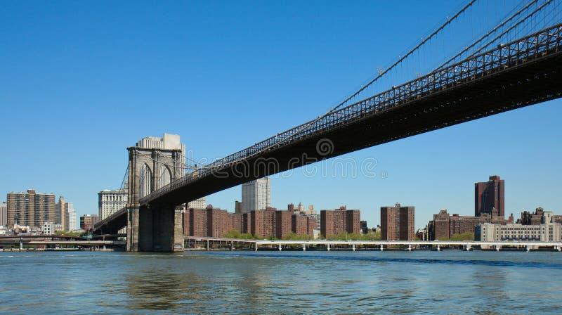 Download Brooklyn Bridżowy Miasto Nowy York Zdjęcie Stock - Obraz złożonej z nowy, śródmieście: 13335770