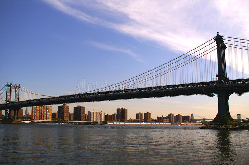 Download Brooklyn Bridge stock photo. Image of architecture, place - 11072390