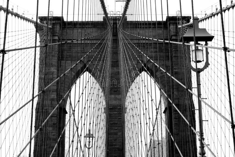 Brooklyn Bridge royalty free stock images