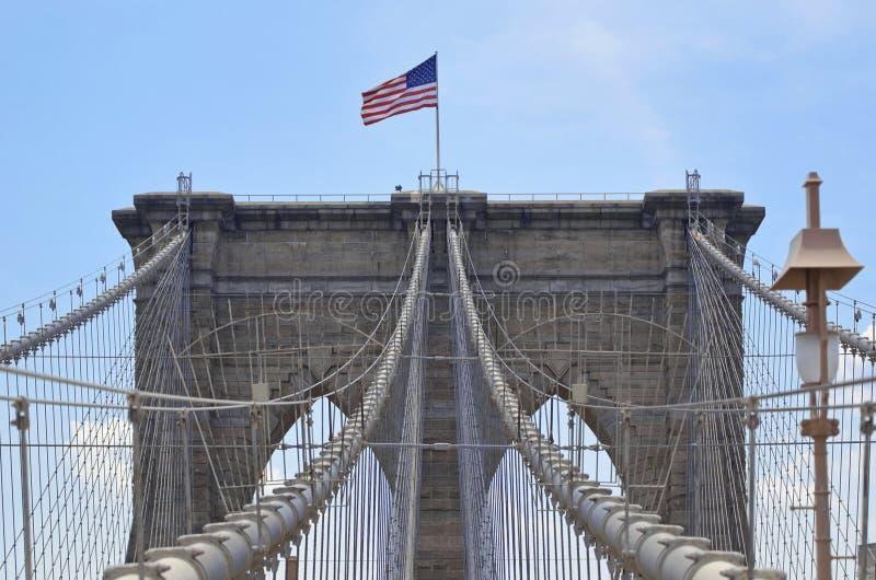 Download Brooklyn Bridge editorial photo. Image of united, manhattan - 20537611