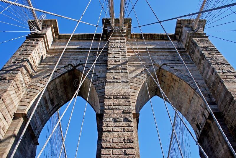 Download Brooklyn Bridge stock photo. Image of suspension, manhattan - 4292258