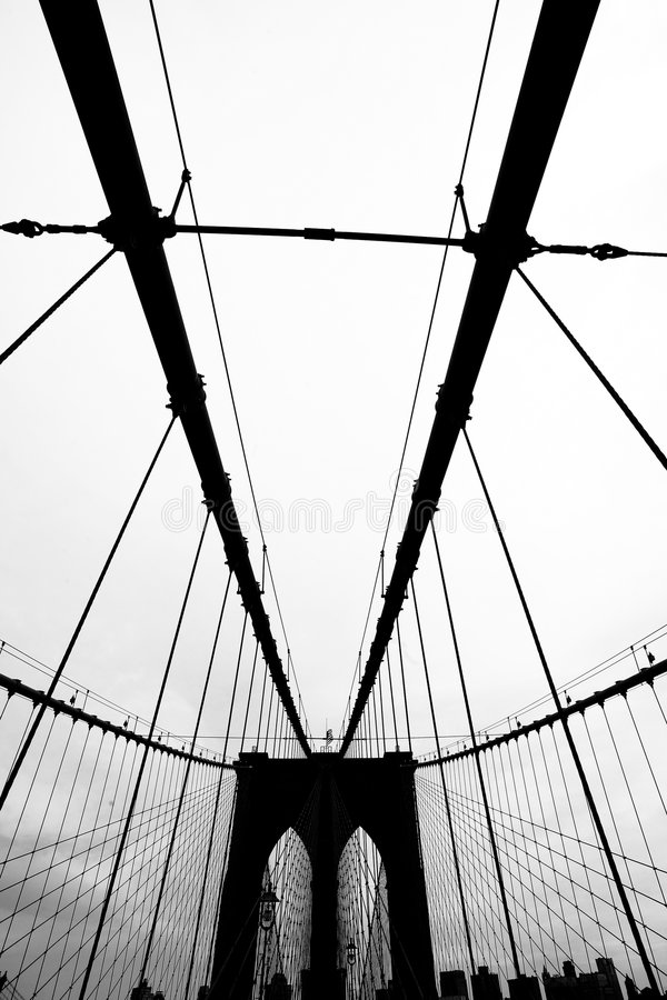 Download Brooklyn Bridge Royalty Free Stock Photos - Image: 6696758
