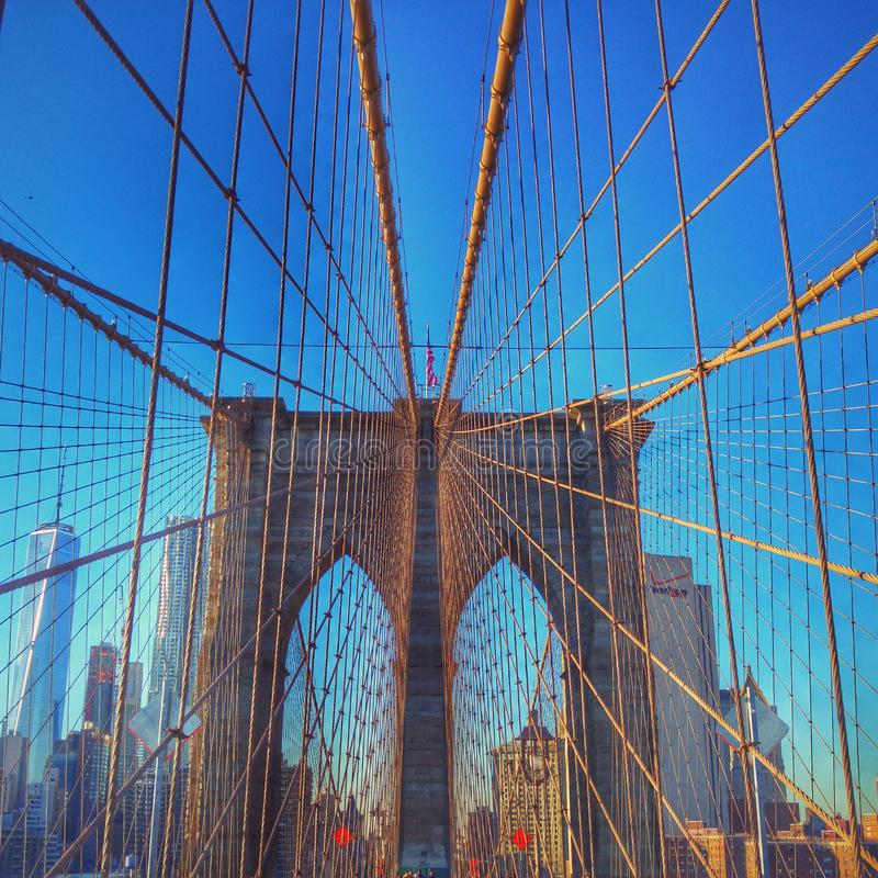brooklyn bridge stock photo image of bridges completed 62149782. Black Bedroom Furniture Sets. Home Design Ideas
