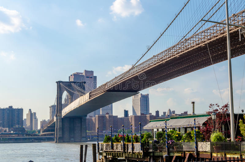 Download Brooklyn Bridge Royalty Free Stock Photography - Image: 33042357