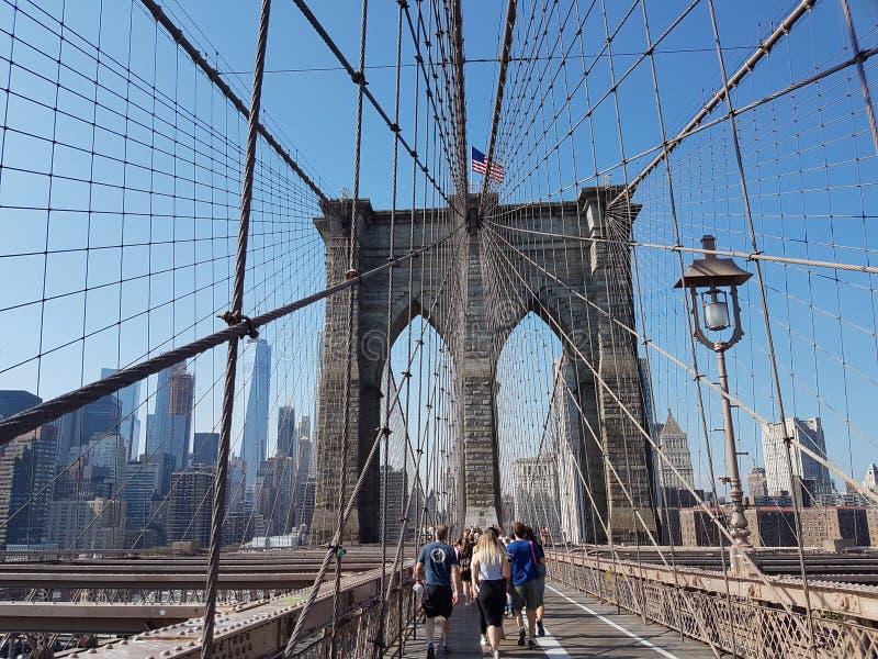 Brooklyn Bridge travel stock photos