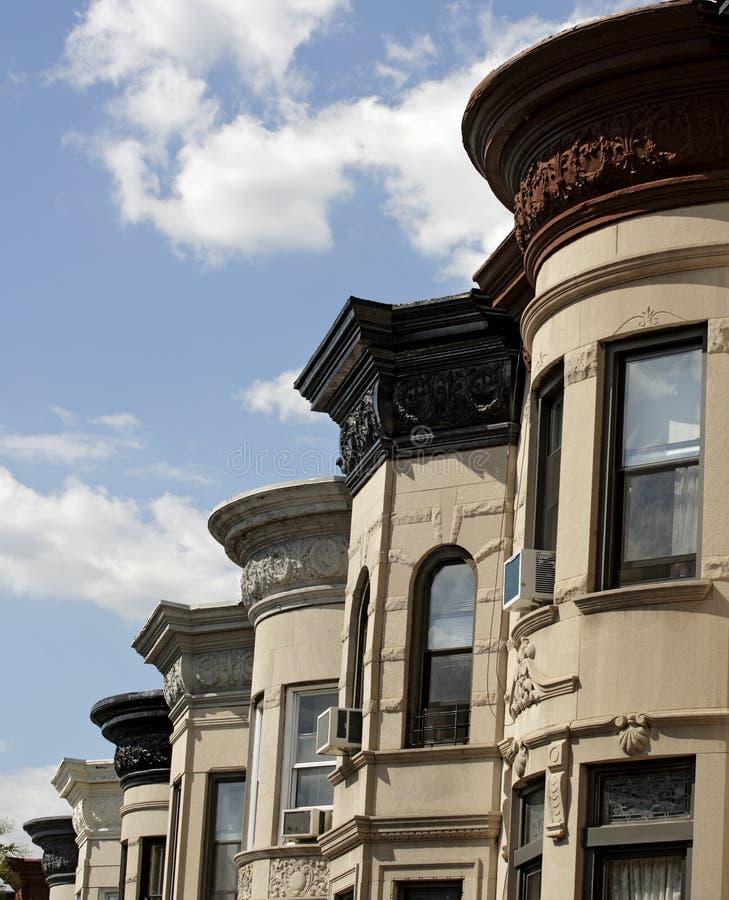 Free Brooklyn Brownstones Royalty Free Stock Photo - 3168685