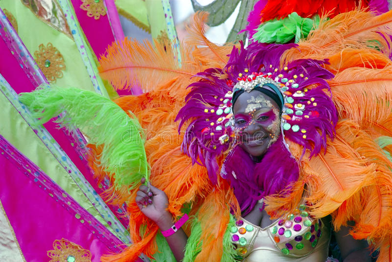 Download Brooklyn Carnival New York editorial stock image. Image of minority - 21421889
