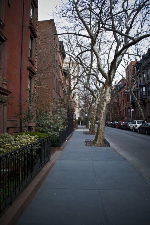 Brooklyn Heights arkivbilder