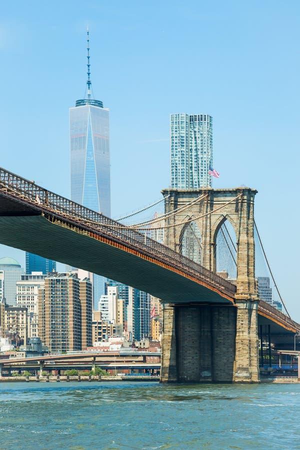 Brooklyn most obraz stock