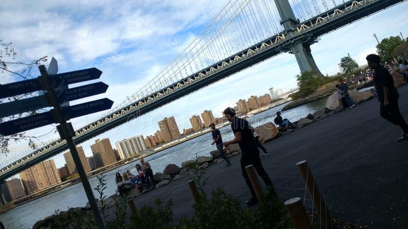 Brooklyn wzrosty zdjęcie stock