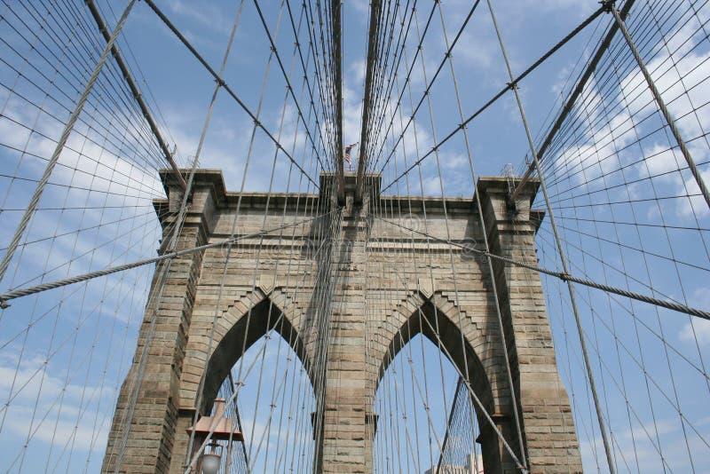 Download Brookyln Bridge Closeup Royalty Free Stock Photos - Image: 1713368