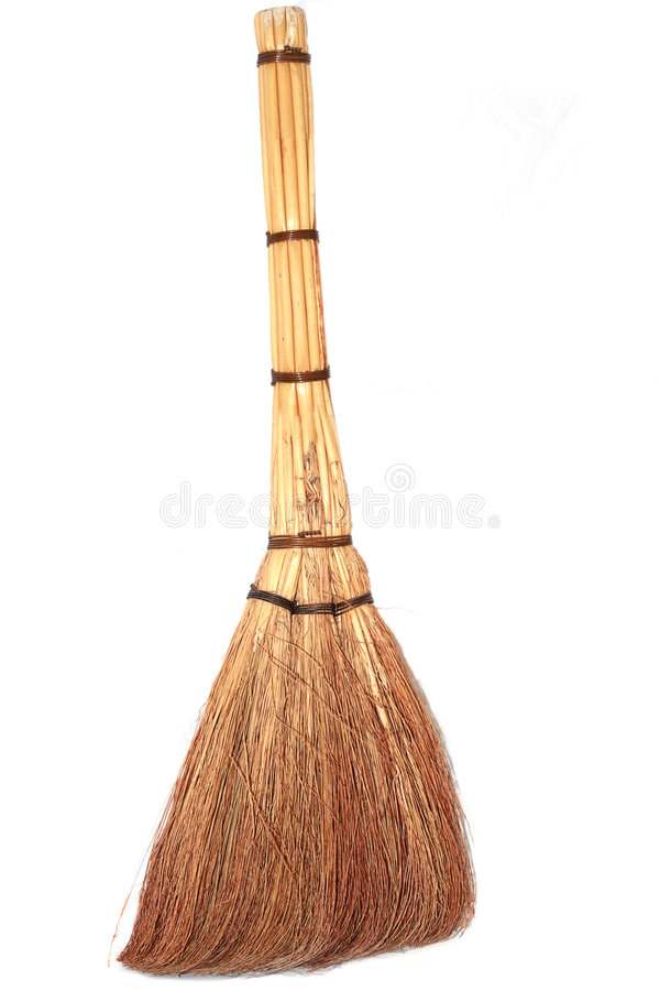 Download Broom stock photo. Image of natural, yellow, dirty, cleaning - 1486872
