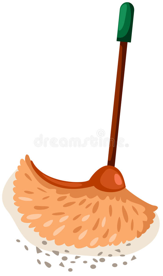 Download Broom Royalty Free Stock Images - Image: 17437489
