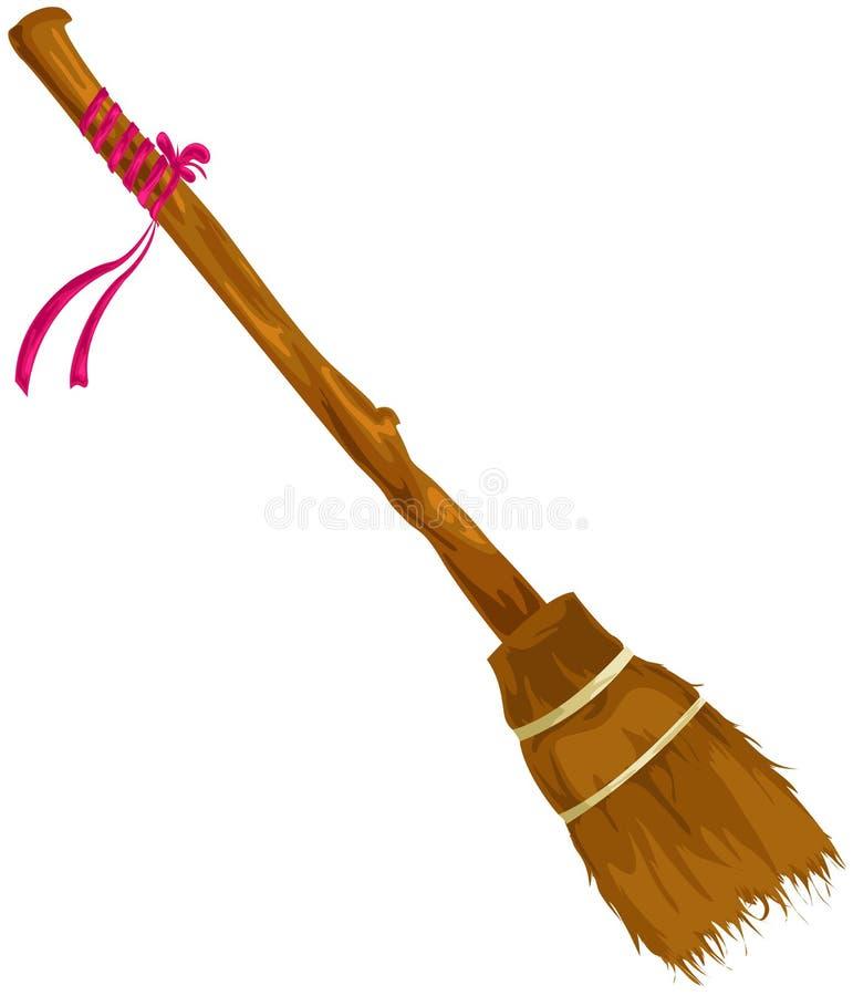 Download Broom stock vector. Illustration of broom, device, brush - 17920078