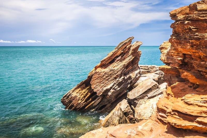 Broome Australië royalty-vrije stock foto