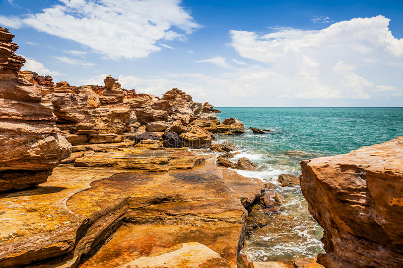 Broome Australië royalty-vrije stock afbeelding