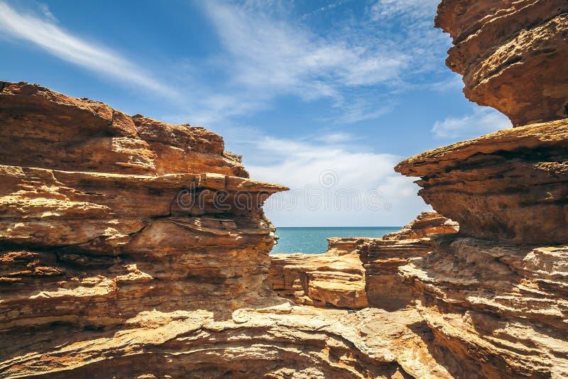 Broome Australia imágenes de archivo libres de regalías