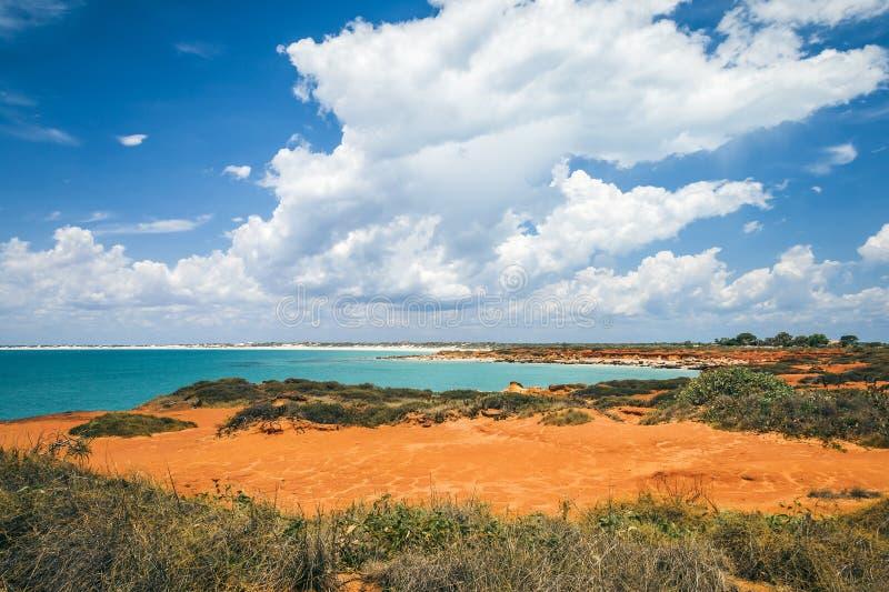 Broome Australien royaltyfri foto