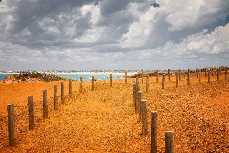 Broome Australien royaltyfria bilder