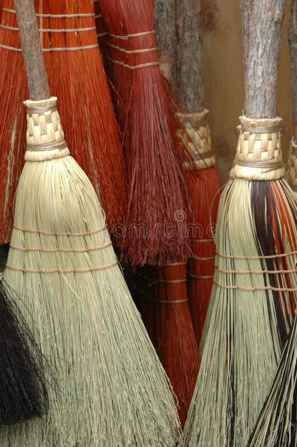Free Brooms Stock Image - 379771