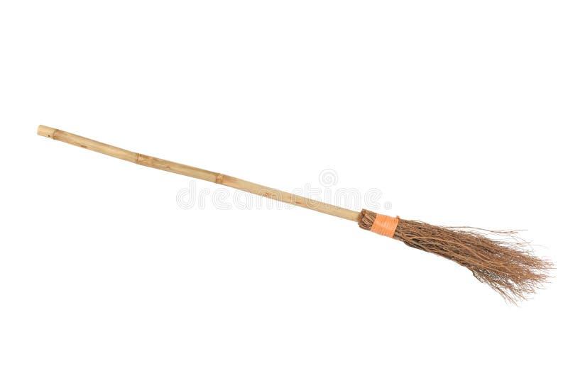 broomstick czarownica zdjęcia royalty free