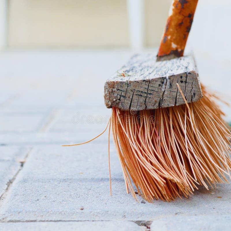 Broomstick ogródy zdjęcie stock