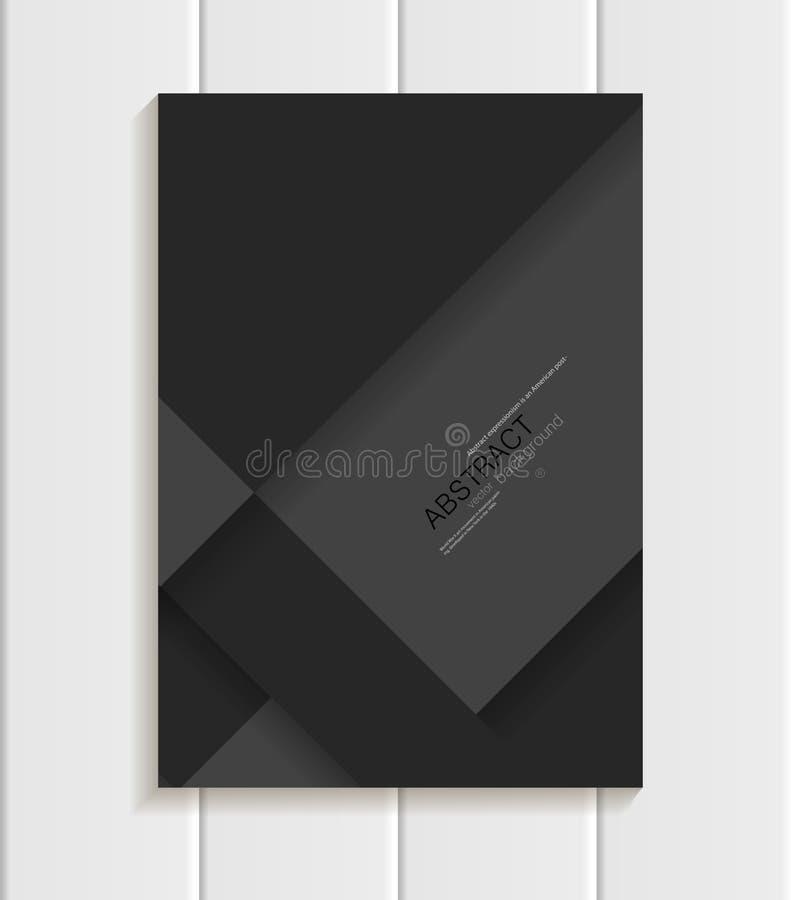 Download Broschyr I Materiell Designstil Vektor Illustrationer - Illustration av element, plant: 78731485