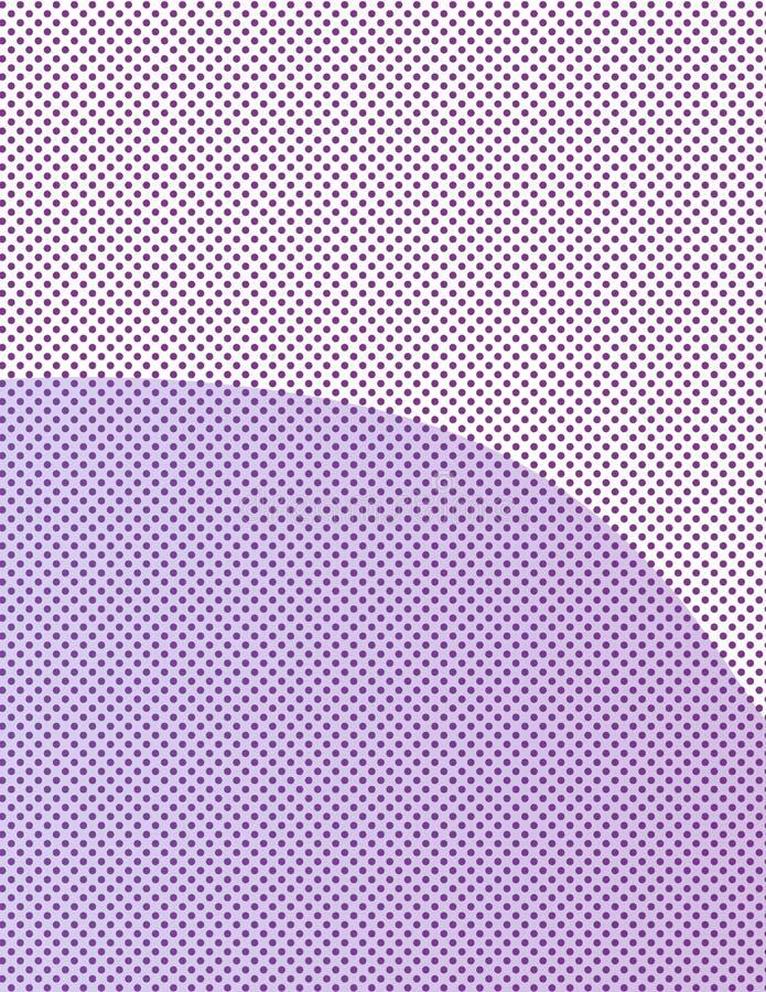 Broschyr reklamblad Den original- orienteringen i en modern minimalist stil med geometriska former Scalable vektordiagram stock illustrationer