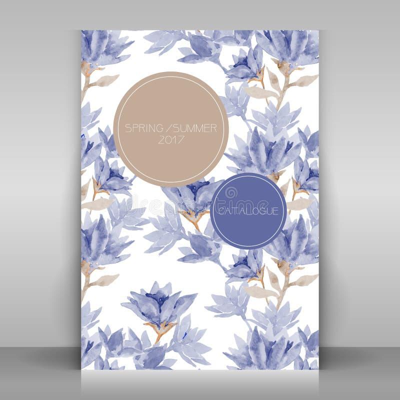Broshure cover design. Fashion cover broshure design. Vector template vector illustration