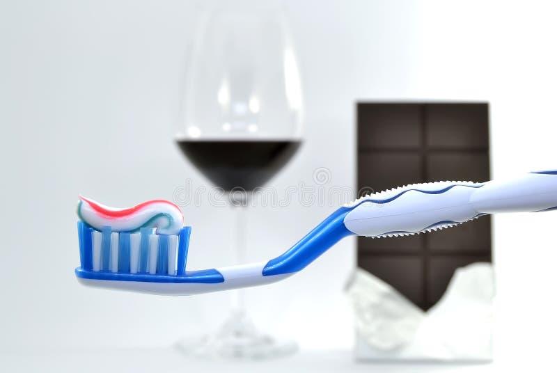 Brosse à dents photos stock