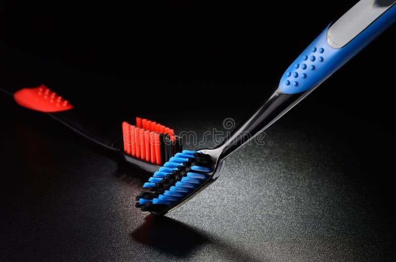 Brosses à dents images stock