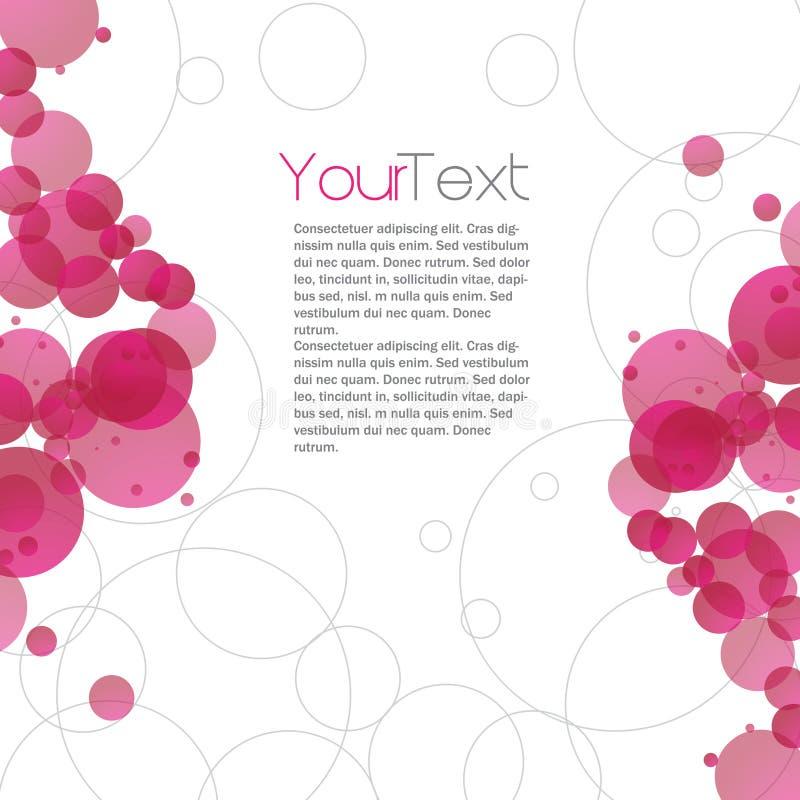 broszurka szablon ilustracji